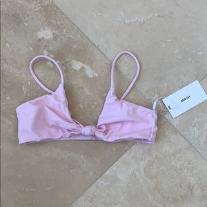 Mikoh pink top
